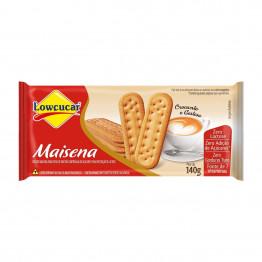 Biscoito Maisena Lowçucar Zero Adição de Açúcares 140g