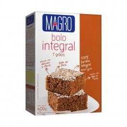 Bolo Integral 7 Grãos Magro 400g
