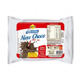 New Choco Lowçucar Refil 500g