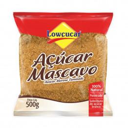 Açúcar Mascavo Lowçucar 500g