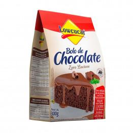 Bolo Lowçucar Sabor Chocolate 300g