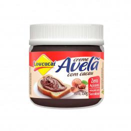 Creme de Avelã Com Cacau Lowçucar Zero Açúcares 150g