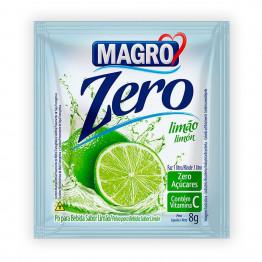 Refresco Magro Sabor Limão Zero Açúcares Display com 15 Unidades de 8g