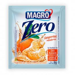 Refresco Magro Sabor Tangerina Zero Açúcares Display com 15 Unidades de 8g