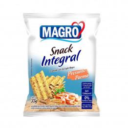 Snack Integral Magro Sabor Presunto Parma 35g