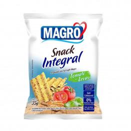 Snack Integral Magro Sabor Tomate e Ervas 35g